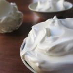 Swiss meringue and temperature
